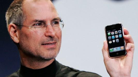 Biopic de Steve Jobs só terá três cenas