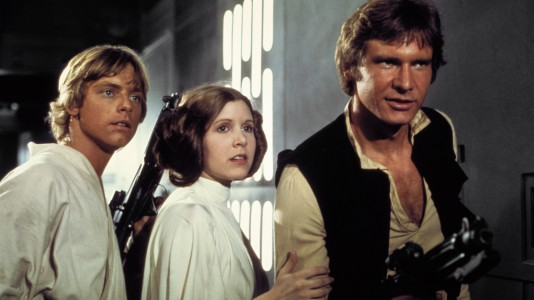 "Syfy transmite todos os filmes da saga ""Star Wars"" durante o natal"