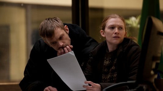 "FOX estreia segunda temporada de ""The Killing"""