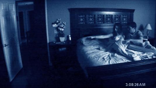 """""""Atividade Paranormal"""" recusa-se a morrer"""