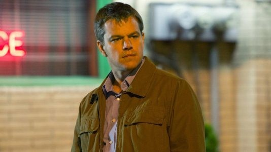"Novas fotos de Matt Damon em ""Promised Land"""