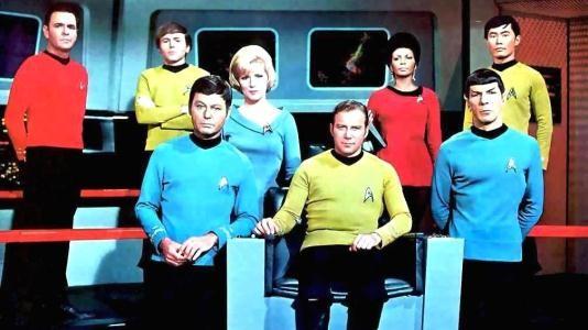"""O meu """"Star Trek"""" é melhor do que o teu"""
