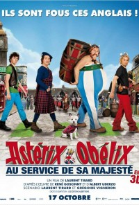 Astérix & Obélix - O primeiro poster do filme