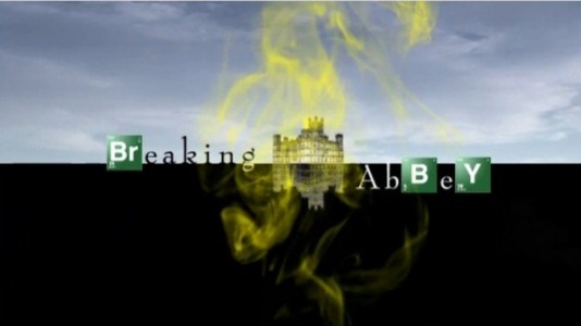 "A hilariante estreia de ""Breaking Abbey"""
