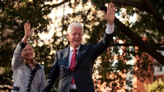 Scorsese realiza e produz documentário sobre Clinton