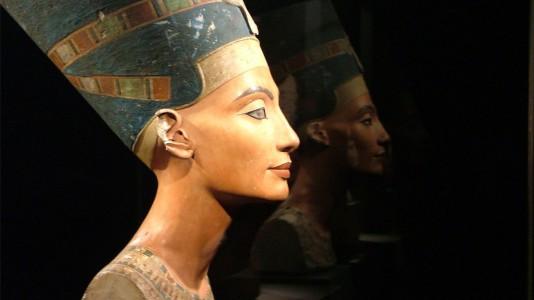 """""""Os Mistérios de Nefertiti"""" em janeiro no canal História"""