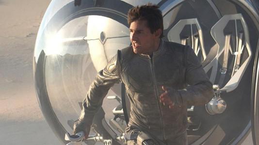 """""""Esquecido"""" coloca Tom Cruise em fuga"""