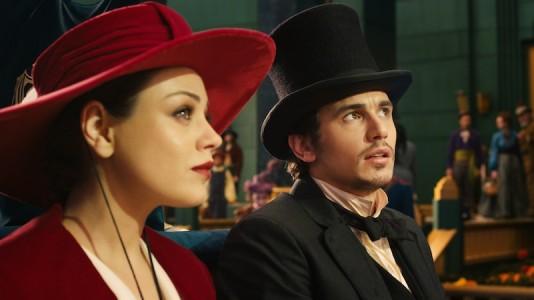 Box Office EUA: felicidade em Oz e miséria para Burt Wonderstone