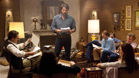 "SAG Awards: ""Argo"" ganha entre os atores"
