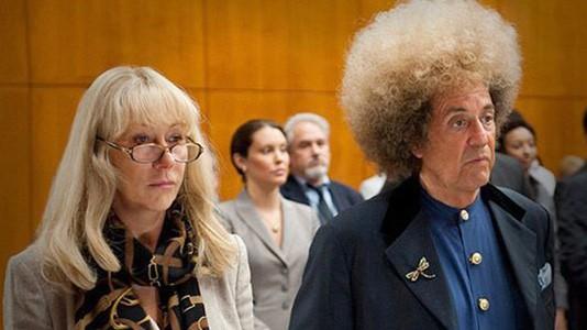 """""""Phil Spector"""": o estranho cabelo de Al Pacino no telefilme da HBO"""
