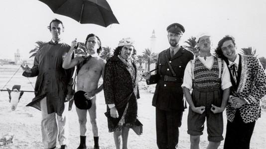 E agora... um filme novo dos Monty Python (embora eles digam que não)