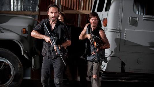 """Faltam três dias: """"The Walking Dead"""" regressa à televisão"""