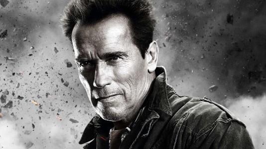 "Arnold Schwarzenegger no thriller de ação ""Ten"""