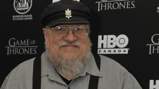 George R. R. Martin prepara nova série para a HBO