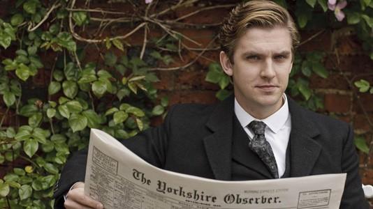 """Falecido de """"Downton Abbey"""" encontra novo pouso"""