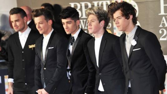 Na casa de banho com os One Direction