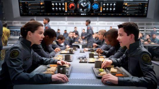 """Primeiro trailer para """"Ender""""s Game"""""""