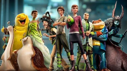 Epic: poster e imagens para o novo filme de animação da Fox