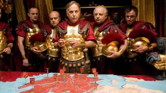 Astérix & Obélix - César e o seu quartel-general