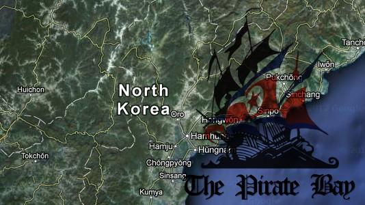 O dia em que os piratas fugiram para a Coreia do Norte