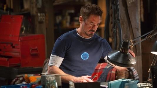 """Novas imagens de """"Homem de Ferro 3"""""""