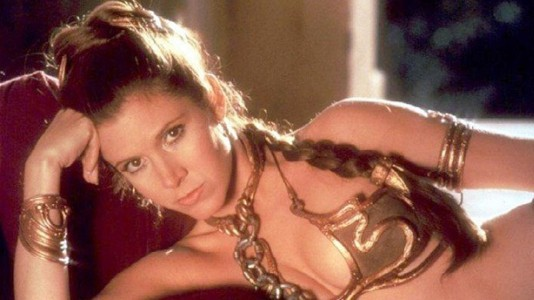 """Star Wars"": Carrie Fisher regressa como avózinha Leia"
