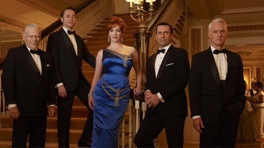 "Orgia de fotos da nova temporada de ""Mad Men"""