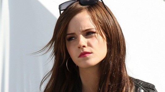"Emma Watson desmente papel em ""50 Shades of Grey"""