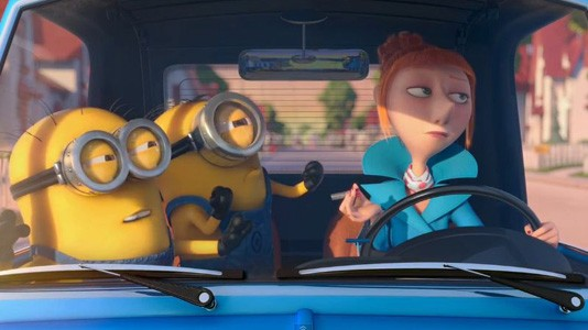 "Novo trailer para ""Despicable Me 2"""