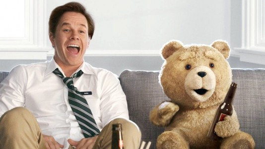 """Mais um poster para o """"Ted"""" de Seth MacFarlane"""