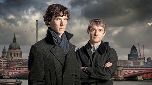 """""""Sherlock"""": segunda temporada estreia em abril no AXN"""