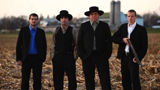 """""""Amish Mafia"""" estreia em abril no Discovery Channel"""