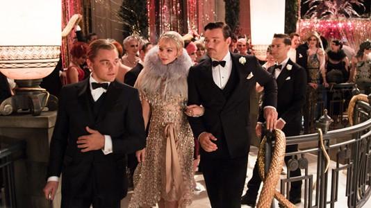 "Novo poster para ""O Grande Gatsby"""