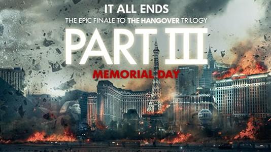"""John Goodman não está nada bem no novo poster de """"A Ressaca - Parte III"""""""
