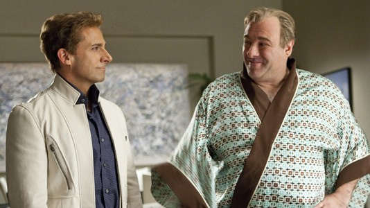 """""""Bone Wars"""": Steve Carrell e James Gandolfini vão procurar dinossauros para a HBO"""