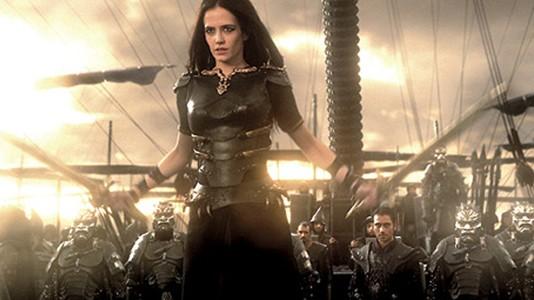 """Primeiro olhar sobre Eva Green em """"300: Rise of an Empire"""""""