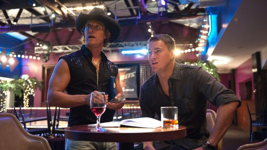 Channing Tatum acusado de plagiar dois ex-strippers