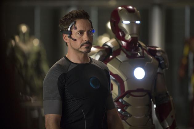 "Robert Downey Jr. assina para mais dois ""Avengers"""