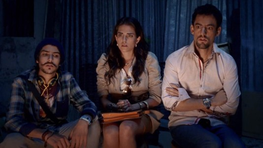 "Entretanto no México... ""Nosotros Los Nobles"" arrasa na bilheteira"