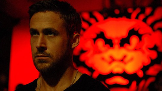 "Orgia de néon no novo poster de ""Only God Forgives"""