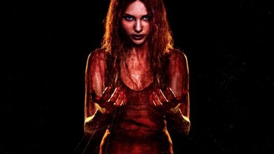 """O sangue marca presença no novo poster de """"Carrie"""""""