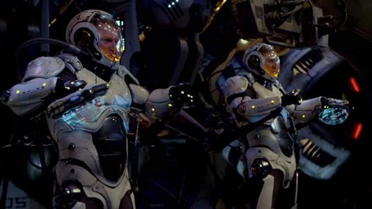 """Robôs fazem a diferença em """"Pacific Rim"""""""