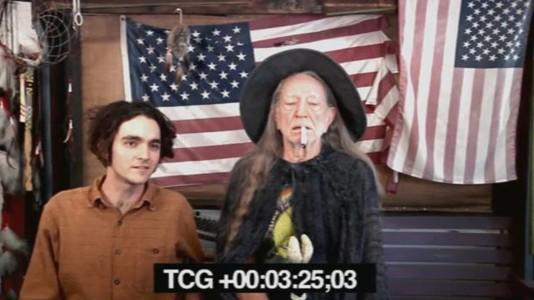 """Willie Nelson quer o papel de Gandalf em """"O Hobbit"""""""
