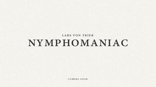 """É uma vagina, senhores: primeiro poster para """"Nymphomaniac"""""""