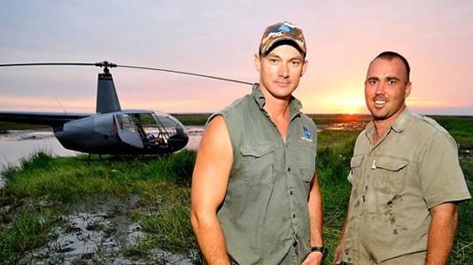"""""""Os Caçadores de Crocodilos"""": em maio no Nat Geo Wild"""
