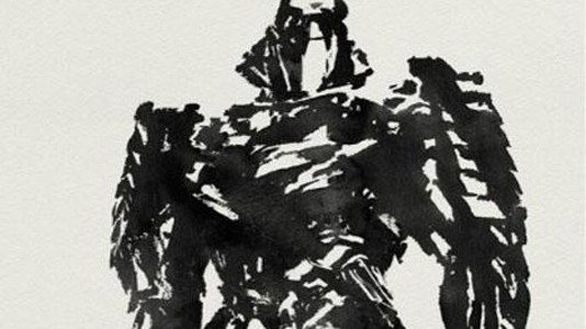 """Wolverine"": o Silver Samurai num poster estilizado"