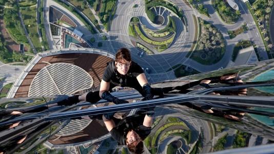 """Tom Cruise aceita quinta """"Missão Impossível"""""""