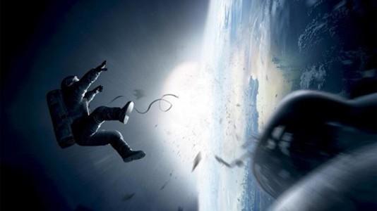 """Primeiro trailer e poster para """"Gravity"""" o novo filme de Alfonso Cuarón"""