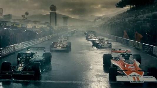 """Perigo, mulheres e acidentes - o novo trailer de """"Rush"""""""
