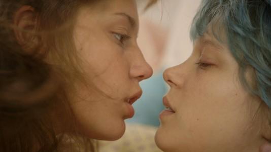 "Trailer para o vencedor de Cannes ""La vie d'Adèle"""